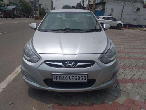 Used 2012 Hyundai Fluidic Verna MT for sale in Amritsar
