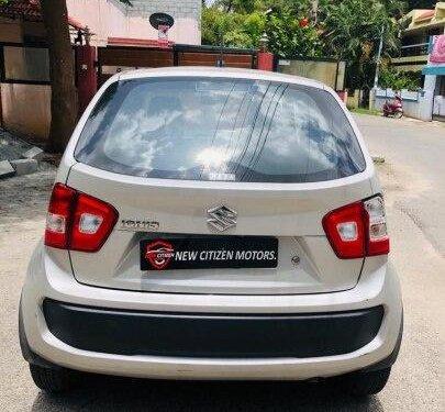 2018 Maruti Suzuki Ignis 1.2 Sigma MT in Bangalore
