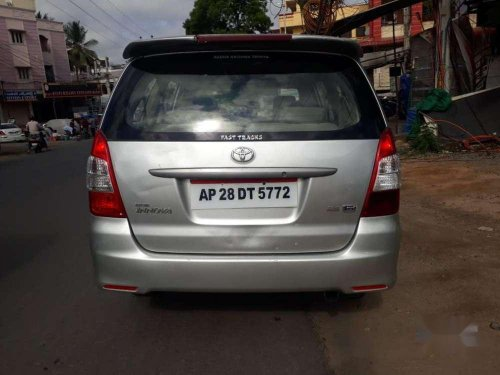 Used Toyota Innova 2007 MT for sale in Hyderabad -7