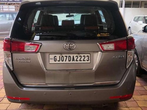 Used 2016 Toyota Innova Crysta AT for sale in Anand