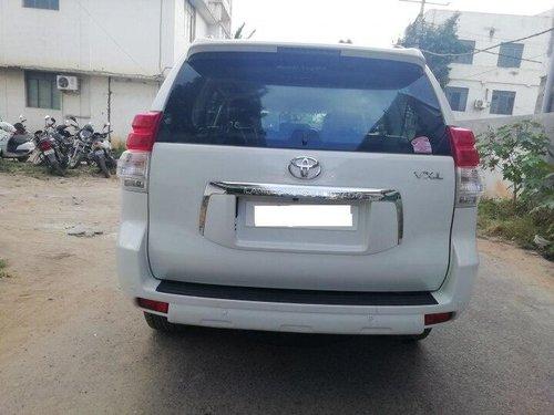 Used Toyota Land Cruiser Prado VXL 2010 AT for sale in Bangalore