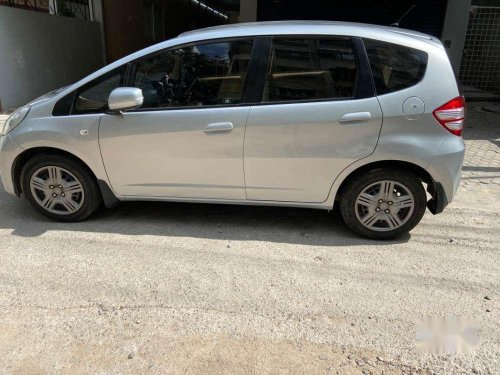 Used Honda Jazz S 2012 MT for sale in Hyderabad