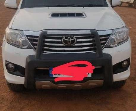 Used Toyota Fortuner 4x2 Manual 2013 MT in Raipur