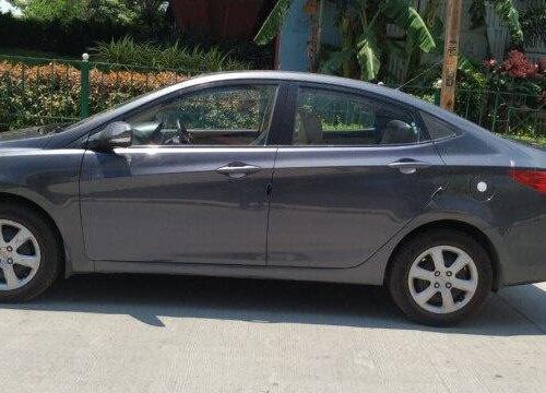 Hyundai Verna 1.6 EX VTVT 2012 MT in Bangalore