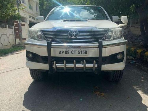 Used 2013 Toyota Fortuner 4x2 Manual MT for sale in Hyderabad -9