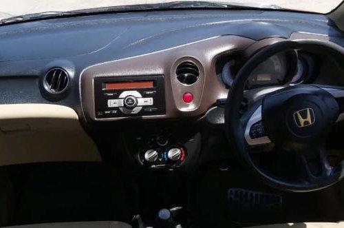 2013 Honda Brio S Option MT for sale in Pune