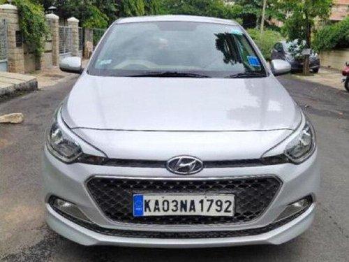 Used 2016 Hyundai i20 Sportz 1.2 MT in Bangalore