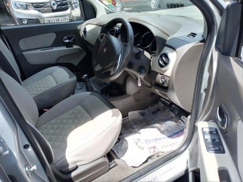 Used 2017 Renault Lodgy MT for sale in Chennai