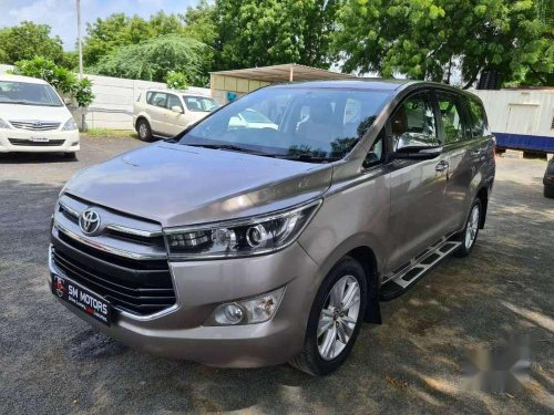 Toyota INNOVA CRYSTA 2.8Z Automatic, 2016, AT in Ahmedabad