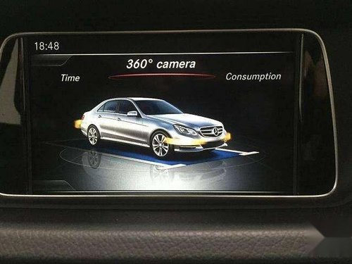 Used 2016 Mercedes Benz E Class AT for sale in Pune