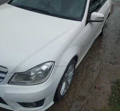 Used 2013 Mercedes Benz C-Class AT for sale in Sangrur