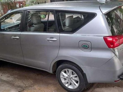 Used 2018 Toyota Innova Crysta MT for sale in Hyderabad