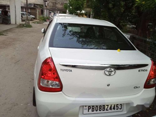 Used Toyota Etios GD 2012 MT for sale in Ludhiana