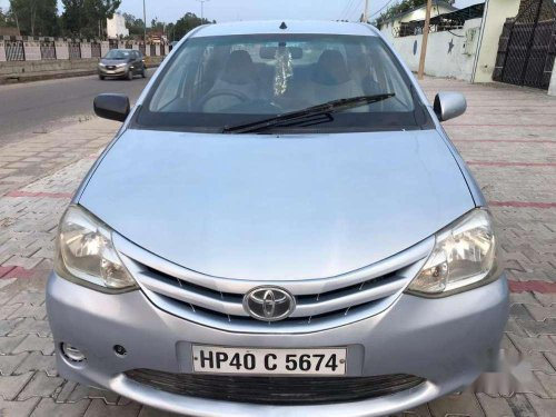 Used Toyota Etios 2011 MT for sale in Jalandhar
