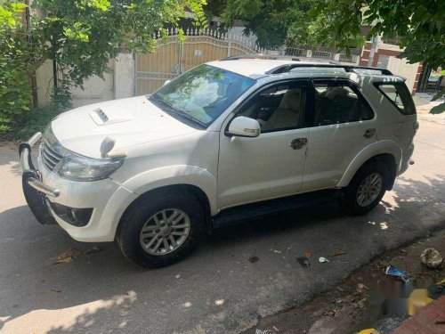 Used 2013 Toyota Fortuner 4x2 Manual MT for sale in Hyderabad -3