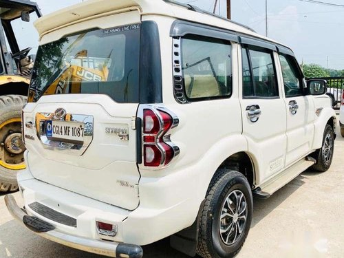Used 2017 Mahindra Scorpio MT for sale in Bilaspur