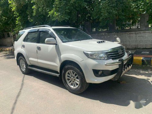 Used 2013 Toyota Fortuner 4x2 Manual MT for sale in Hyderabad