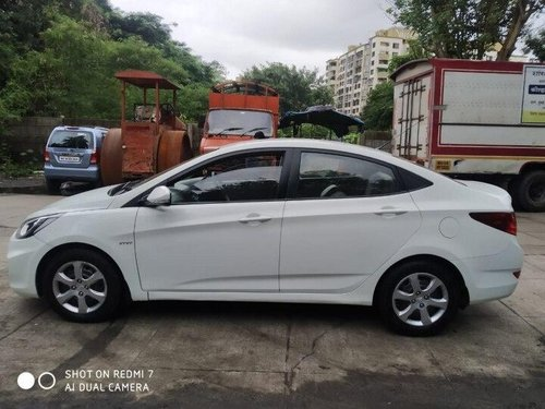 Used Hyundai Verna SX 2011 MT for sale in Thane