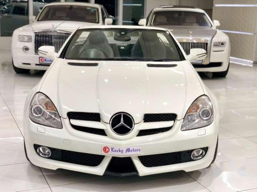 Used 2010 Mercedes Benz 200 AT for sale in Mumbai