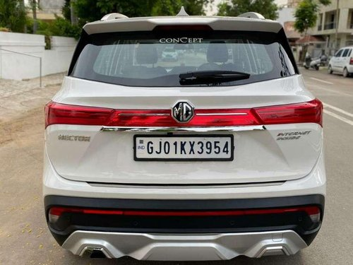 Used MG Hector, 2019 AT for sale in Ahmedabad
