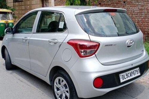 Used 2018 Hyundai Grand i10 AT for sale in New Delhi