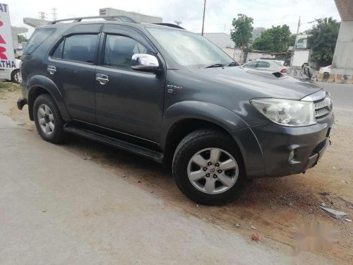 Used 2011 Toyota Fortuner MT for sale in Hyderabad