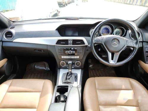 Used Mercedes-Benz C-Class 2013 AT for sale in Mumbai