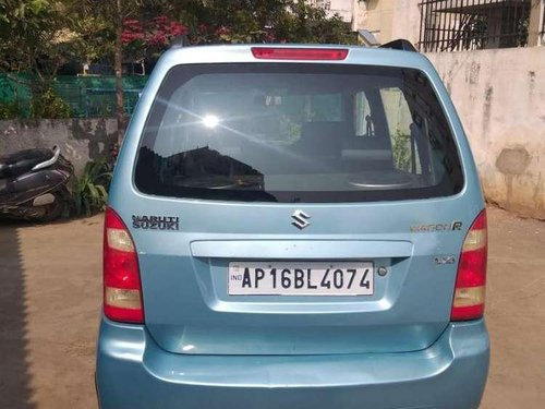 Maruti Suzuki Wagon R LXI, 2009, MT for sale in Vijayawada