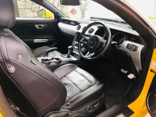 Used 2016 Ford Mustang V8 AT for sale in Bangalore
