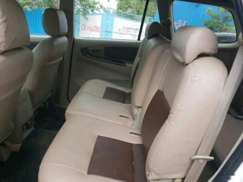 Toyota Innova 2.5 GX 8 STR 2012 MT for sale in Mumbai