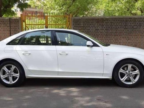 Audi A4 2.0 TDI (143bhp), 2014, AT for sale in Ahmedabad