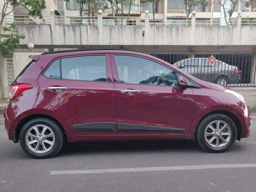 Hyundai Grand i10 1.2 Kappa Asta 2016 MT in Mumbai