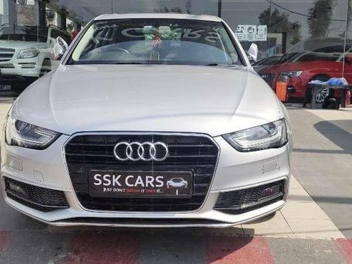Used Audi A4 2.0 TDI 2013 AT for sale in Lucknow