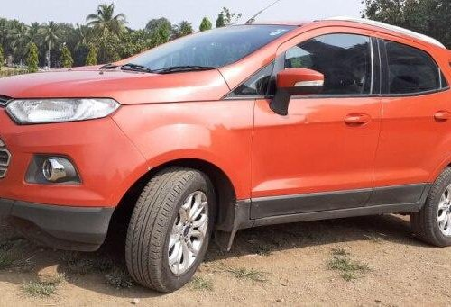 Used Ford EcoSport 2014 AT for sale in Mumbai