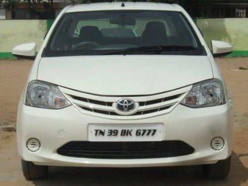 Used Toyota Platinum Etios GD 2013 MT for sale in Coimbatore