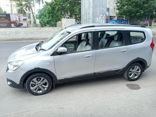 Used Renault Lodgy 110PS RxL 2017 MT for sale in Chennai