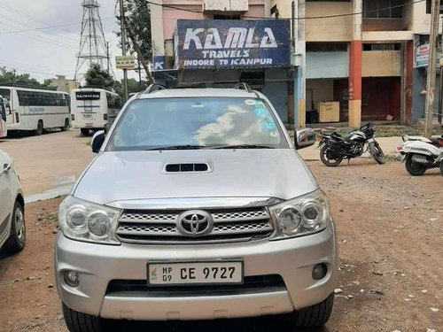 Used Toyota Fortuner 2009 MT for sale in Indore