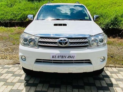 Used 2010 Toyota Fortuner AT for sale in Kochi