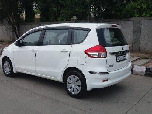 Used Maruti Suzuki Ertiga SHVS VDI 2017 MT for sale in New Delhi