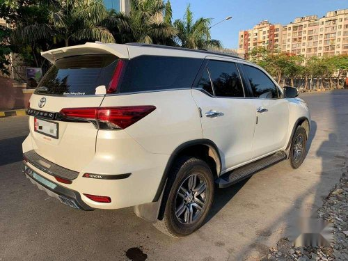 Used Toyota Fortuner 2018 AT for sale in Mira Road