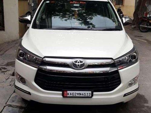 2018 Toyota Innova Crysta AT for sale in Nagar