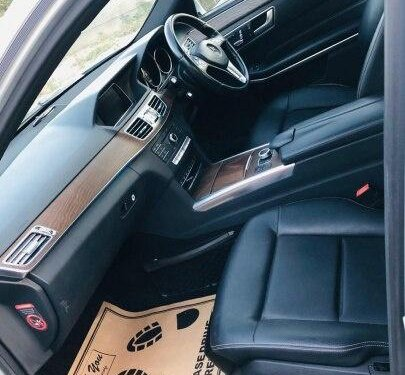 Used 2016 Mercedes Benz E Class AT for sale in New Delhi
