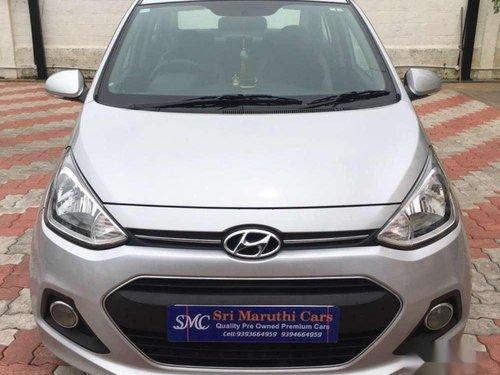 Used Hyundai Xcent 2015 MT for sale in Vijayawada
