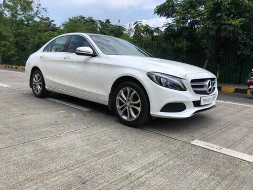 Used Mercedes Benz C-Class 2016 AT for sale in Mumbai