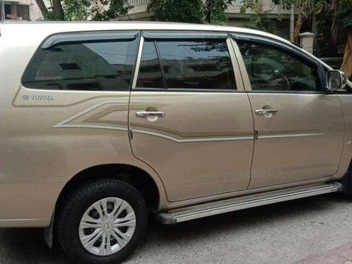 Toyota Innova 2.5 G4 8 STR, 2008, MT for sale in Chennai