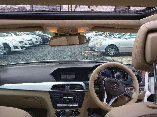 Used 2013 Mercedes Benz C-Class AT for sale in Ahmedabad