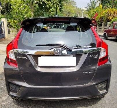 Used 2016 Honda Jazz MT for sale in Bangalore -8