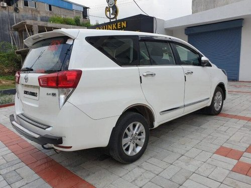 Used 2019 Toyota Innova Crysta MT for sale in Indore
