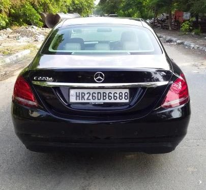 Used 2017 Mercedes Benz C-Class AT for sale in New Delhi