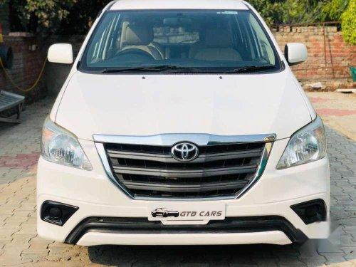 Used Toyota Innova 2.5 G4 7 STR, 2015 MT for sale in Dhuri